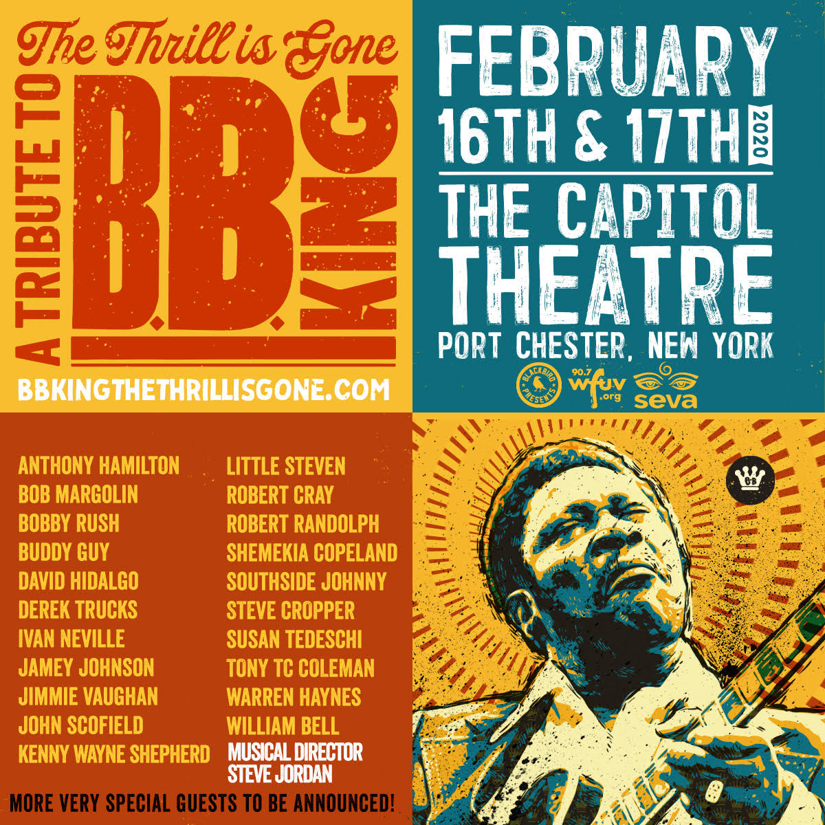 BB King Tribute The Capitol Theatre 2020
