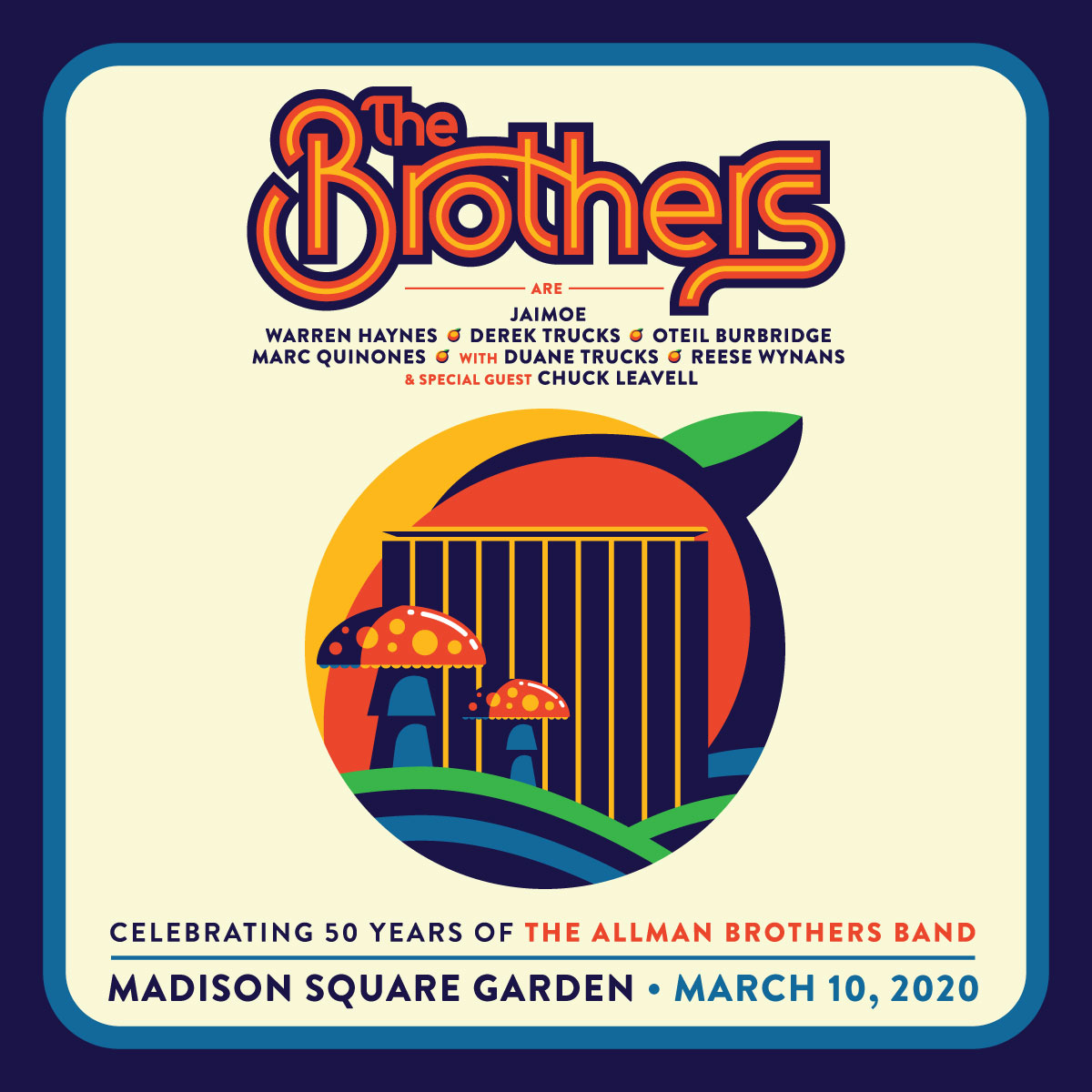 The Brothers - Madison Square Garden