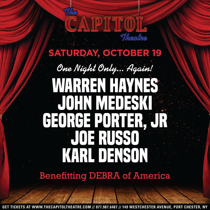 debra of America benefit concert