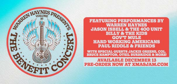 Warren Haynes Presents: The Benefit Concert V. 16