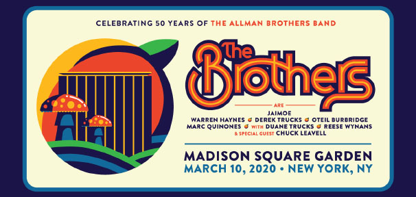 The Brothers at MSG - March 10