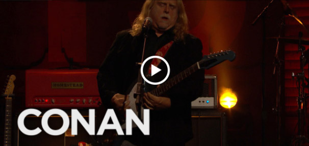 'Stone Cold Rage' Live on Conan