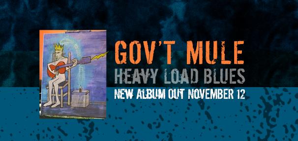 Pre-Order Heavy Load Blues Now