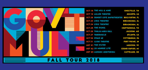 Fall Tour / Mule-O-Ween On Sale Now!