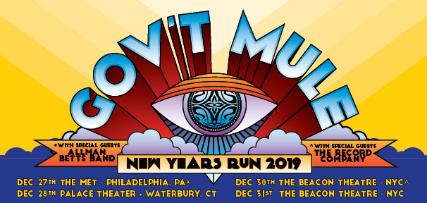 Mule Year's Run Announced