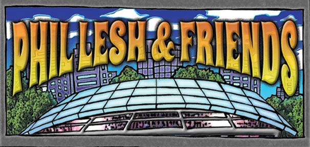 Phil Lesh & Friends At Forest Hills Tennis Stadium