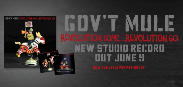 Pre-Order The New Record!