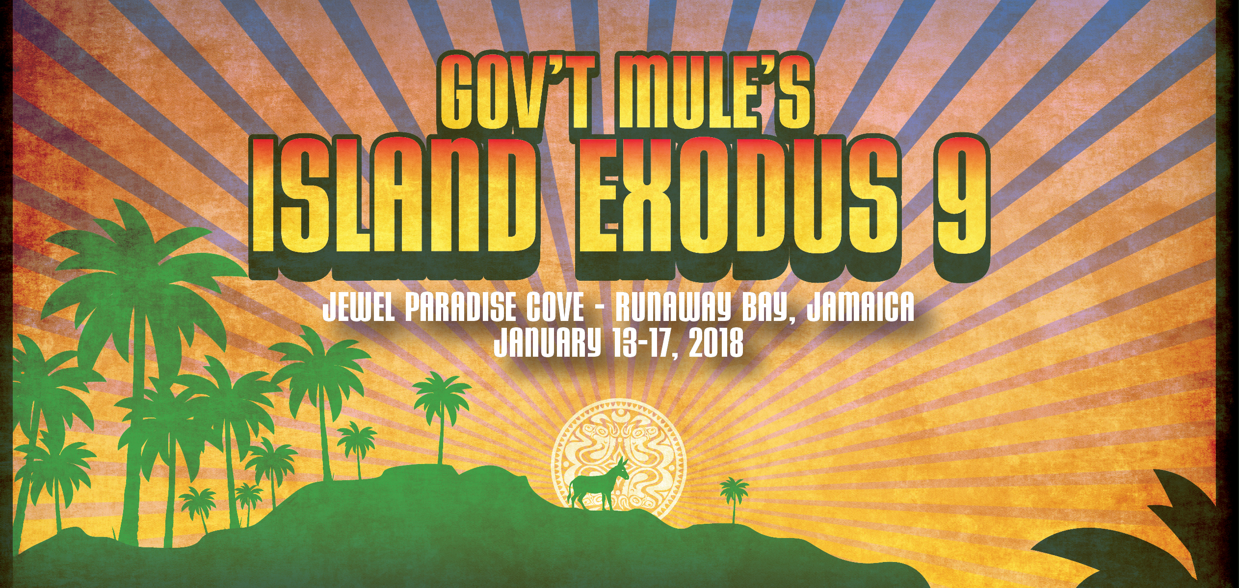 Island Exodus 9 Artist and On-Sale Announcement