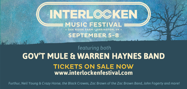 DOUBLE WARREN AT INTERLOCKEN FESTIVAL