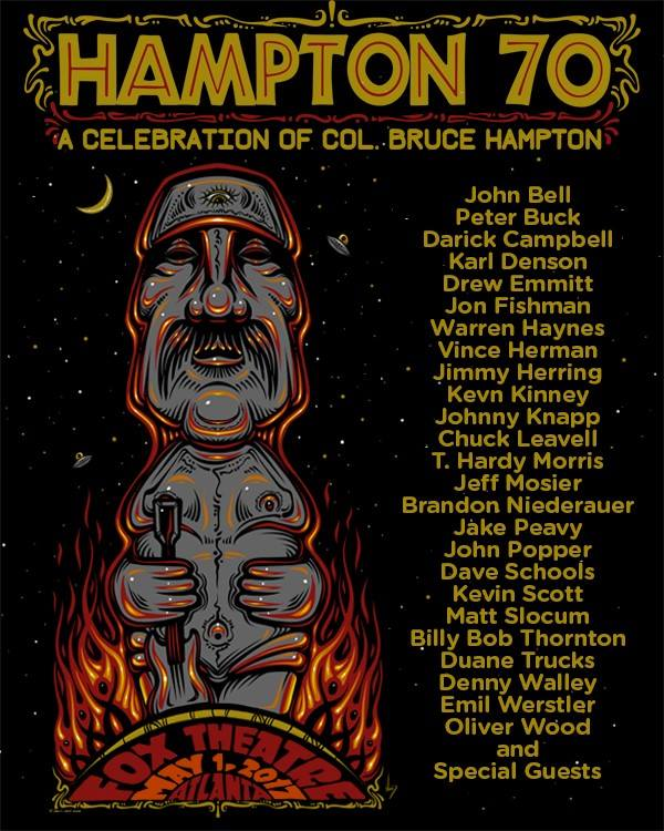 Hampton 70: A Celebration of Col. Bruce Hampton